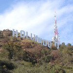 Hollywood Sign by Eric