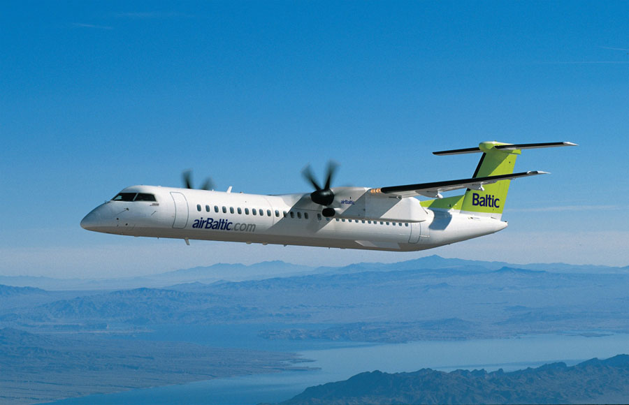 Latvia's National Airline, airBaltic, Now Accepts Bitcoins