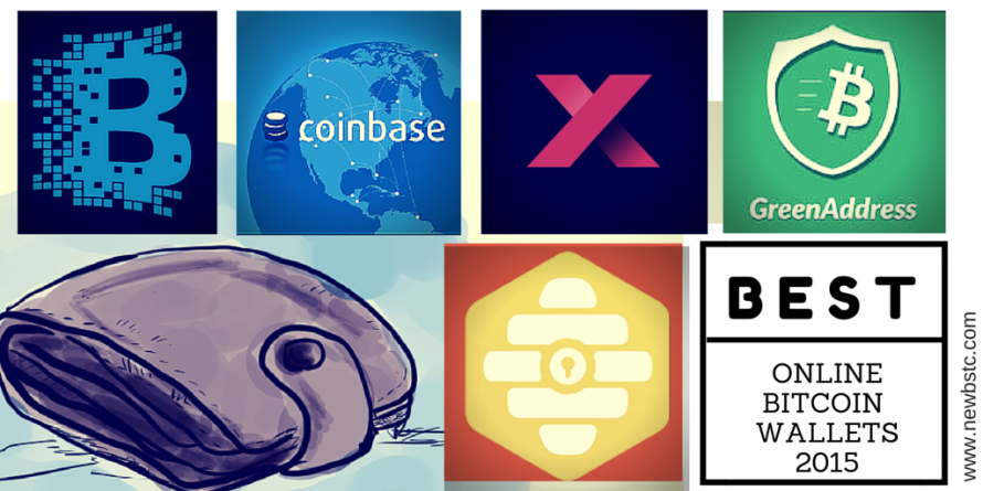 Top Online Bitcoin Wallets for 2015