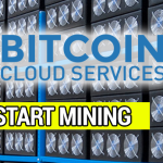 Bitcoin mining Cloud Services