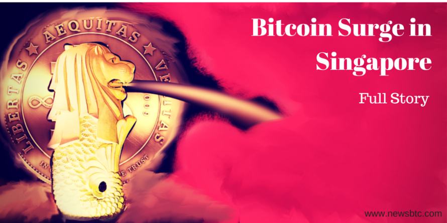 Bitcoin Surge in Singapore: The Full Story