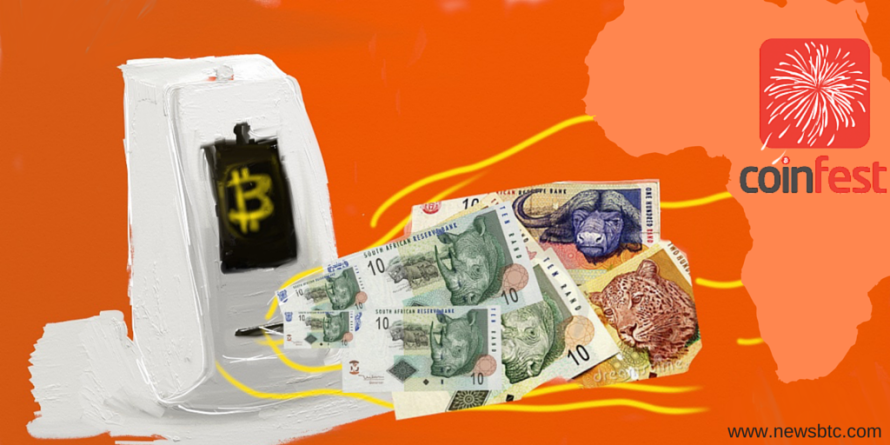 Botswana Gets First Bitcoin ATM at CoinFest Africa
