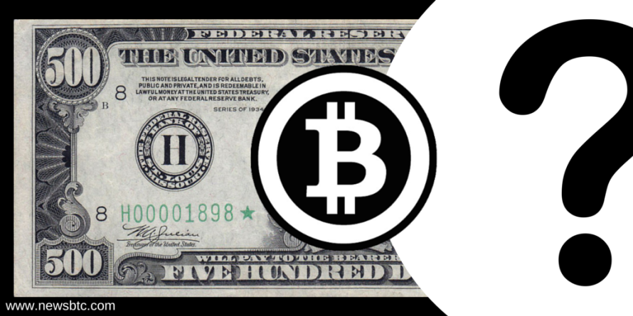 Will Bitcoin be worth more than $500 in 2015?