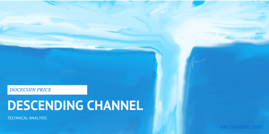 Dogecoin Price Technical Analysis for 26/03/2015 – Descending Channel