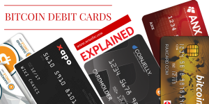 how does Bitcoin debit card work newbstc