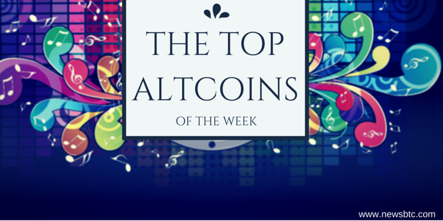 Which Altcoins Did the Best Last Week?