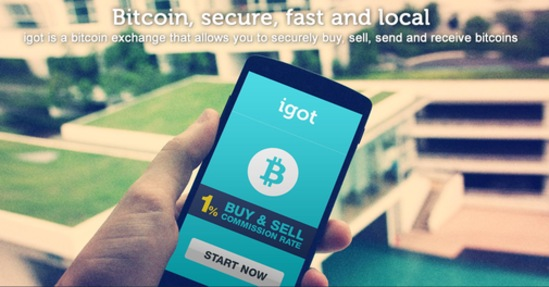 Igot Enters Bitcoin Payment Processing Space