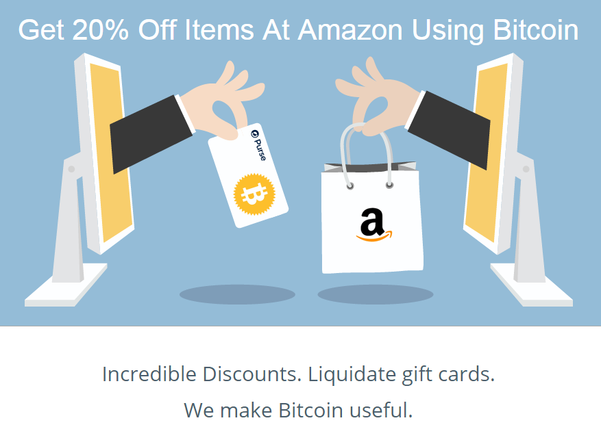 """Purse.io Enables """"Instant"""" Amazon Shopping with Bitcoin"""