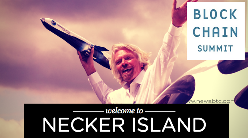 Bitcoin Bigwigs to Gather for Summit on Richard Branson's Private Island