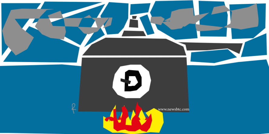Dogecoin Price Technical Analysis for 8/4/2015 – Bloodbath Expected