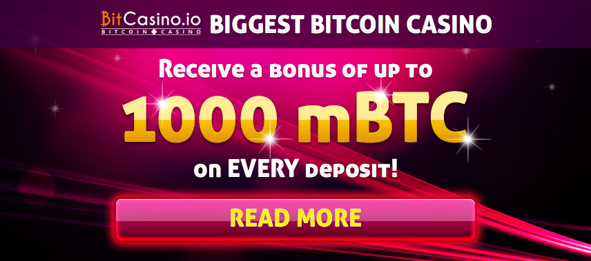 Bitcasino.io, bitcoin casino, bitcoin betting