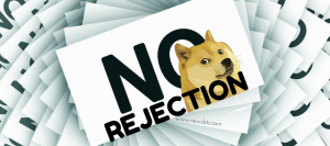 Dogecoin Price Technical Analysis – Trend Line Rejection