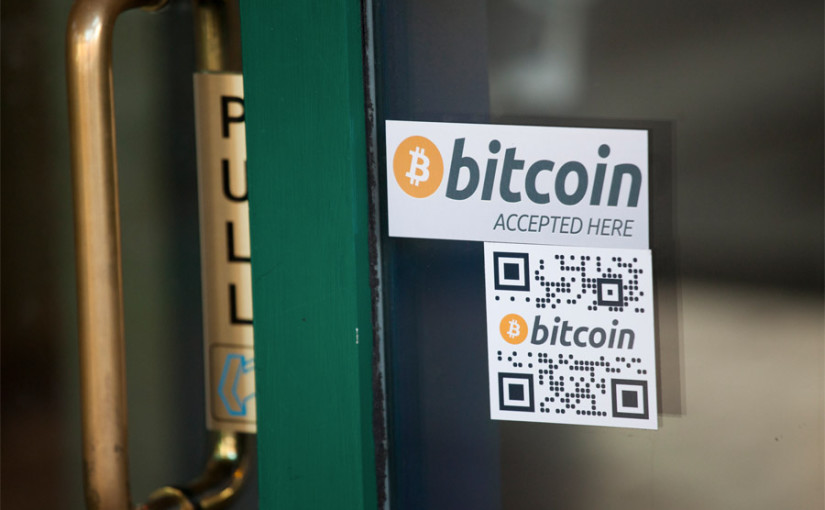 Bitcoin Accepted Here Generic