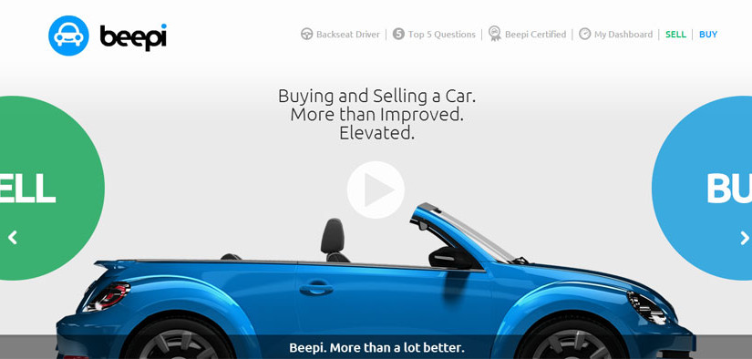 Car Marketplace Beepi Now Lets You Buy Cars With Bitcoin