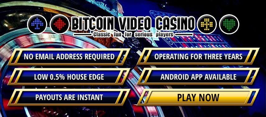 Казино биткоин видео описание торговли на forex