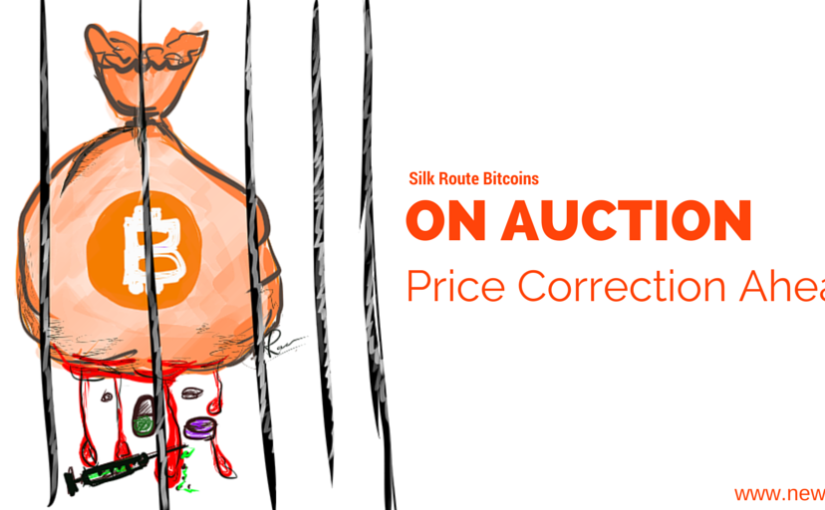 Can the US Marshals' Silk Road Bitcoin Auctions Affect Bitcoin Price?