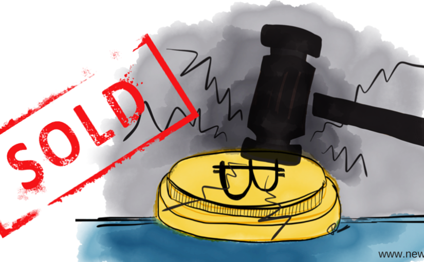 US Government Announces Final Silk Road's Bitcoin Auction