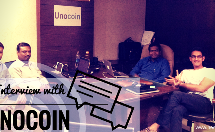An Interview with Unocoin at their Office in Bangalore