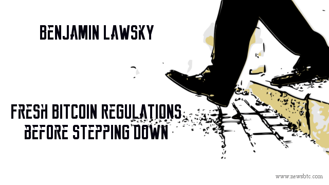 Benjamin Lawsky to Issue Fresh Bitcoin Regulations before Stepping Down