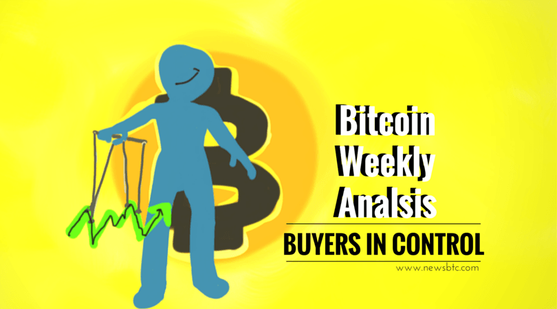 Bitcoin Weekly Analysis – Buyers in Control