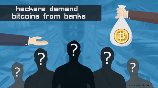 Hackers Attack Hong Kong Banks, Demand Bitcoin Payments