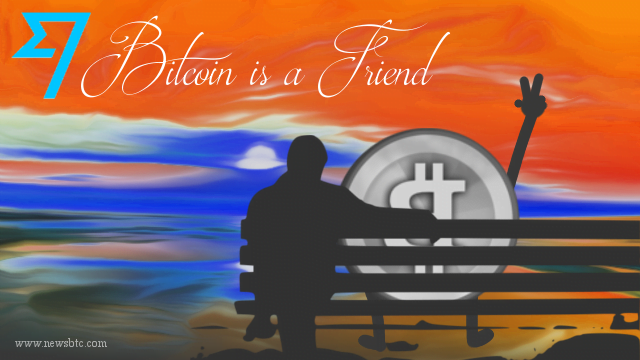 "TransferWise CEO: ""Bitcoin is a Friend"""