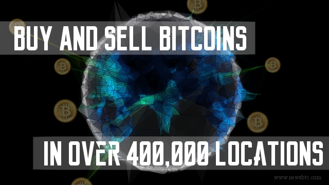 trade bitcoin in over 400000 location