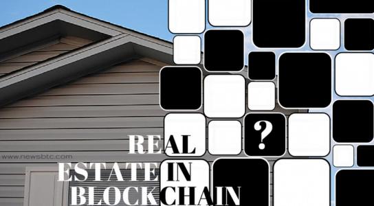 real estate_ blockchain