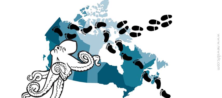Bitcoin Exchange Kraken Explores Canadian Market with Vogogo