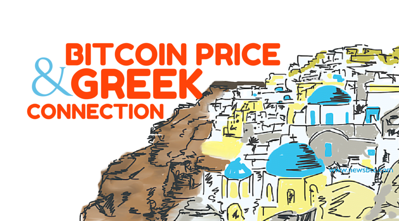 Bitcoin Price – The Greece Connection Explained