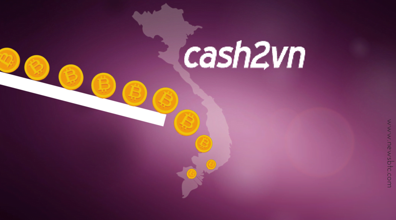 Bitcoin Remittance Service Cash2VN Launched in Vietnam