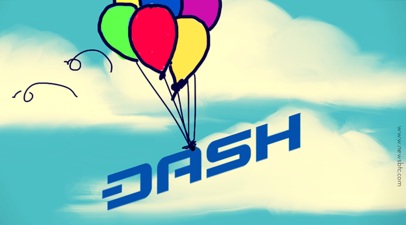 Can Dash Price Break Higher