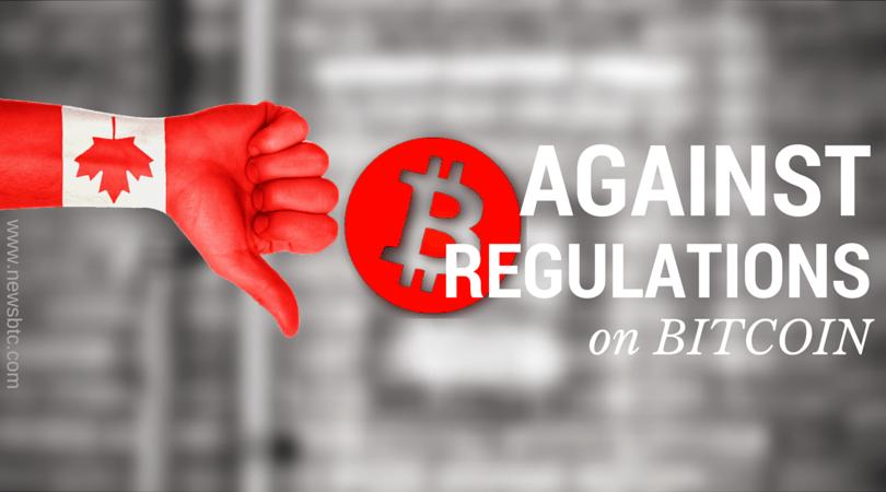 Canada's Senate Votes Against Bitcoin Regulation