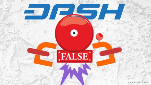 Dash Price Weekly Analysis – False Break