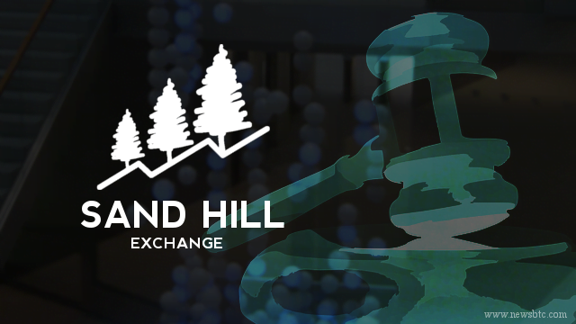 Sand Hill Experimental Bitcoin Stock Market Gets Fined by SEC