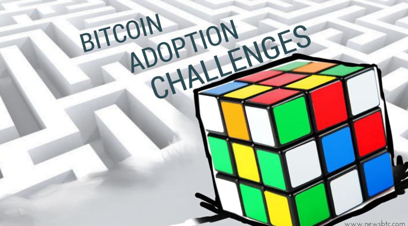 Major Challenges Facing Bitcoin Adoption