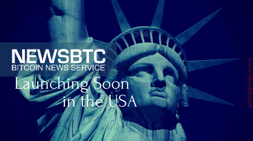 NewsBTC Announces Expansion into the US