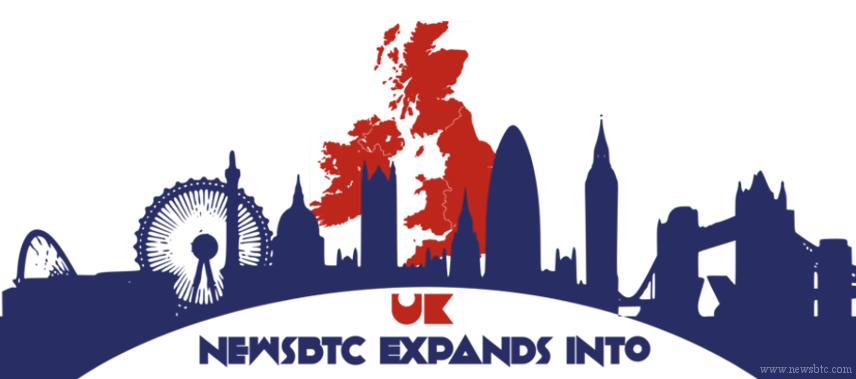 NewsBTC Expands into the UK
