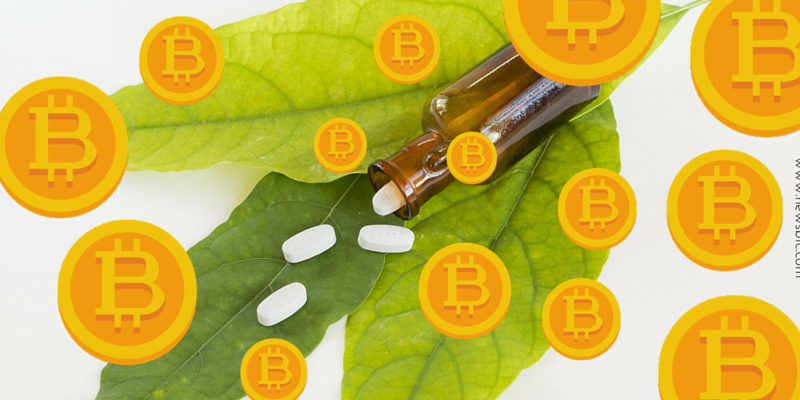 The Non-Prescription Meds Industry Welcomes Cryptocurrency