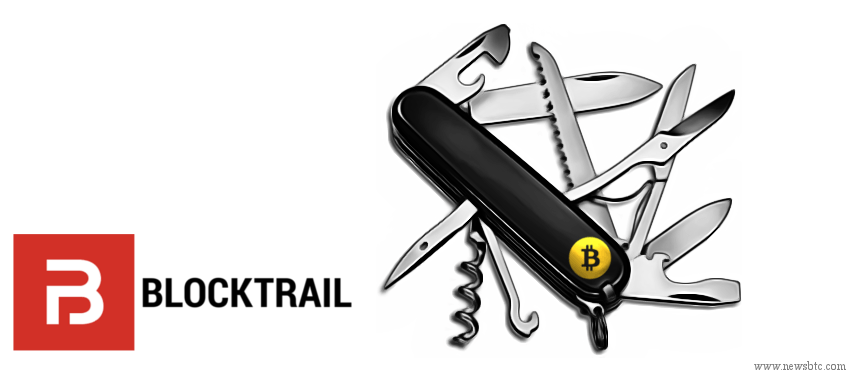blocktrail adding Bitcoin Functionalities with Ease