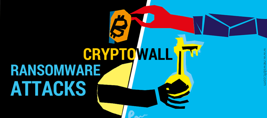 Losses in Bitcoin Ransomware Cryptowall Reach $18M