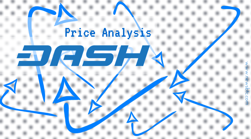 dash price turning point awaiting break