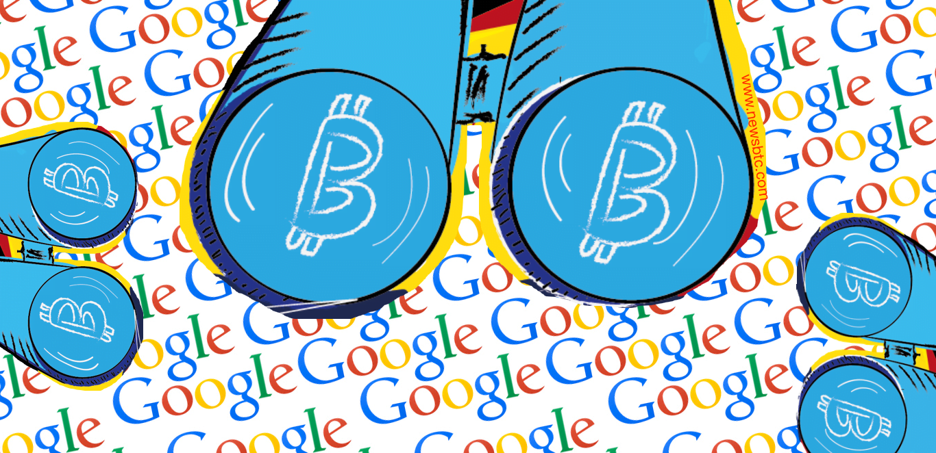 Profiling Bitcoin Users with Google Trends Data
