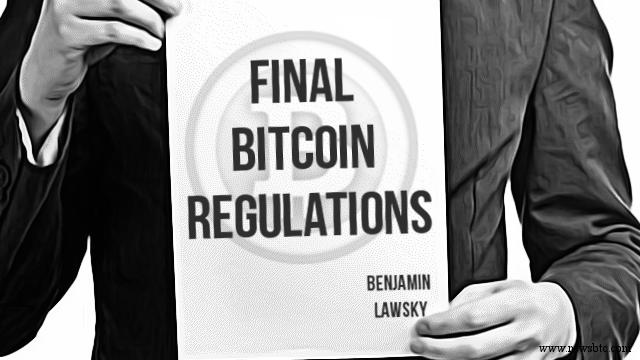 Benjamin Lawsky Unveils Final Bitcoin Regulations