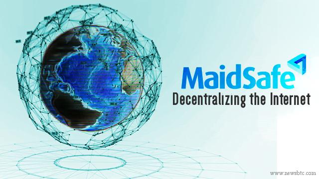 MaidSafe Decentralizes the Internet