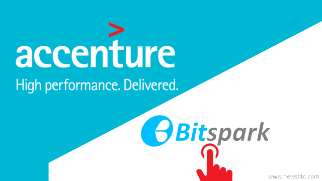 Accenture Selects Bitcoin Firm BitSpark for Startup Acceleration Program