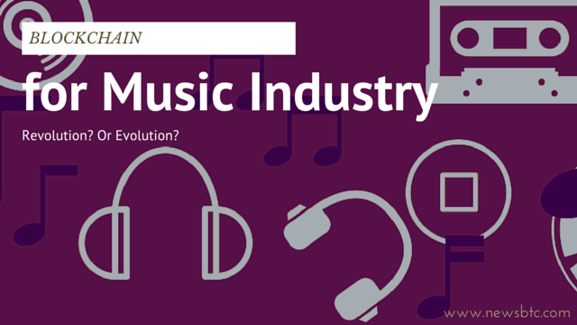 Andy Weissman How Blockchain Could Be Applied to the Music Industry