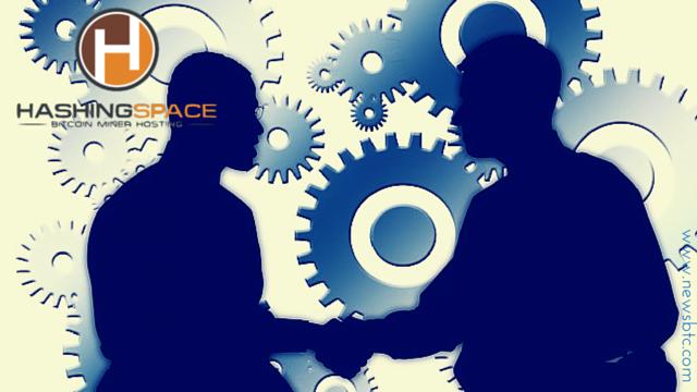 Bitcoin Company HashingSpace Offers DWAC to Shareholders
