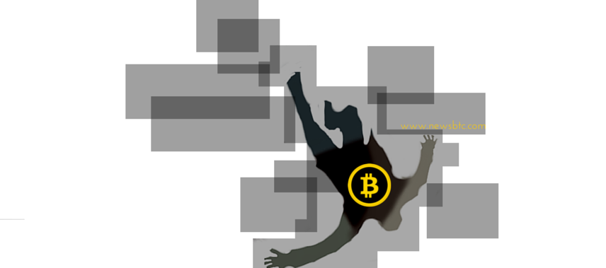 Bitcoin Price Continues to Fall; Here's What We Are Looking at. Newsbtc Bitcoin News