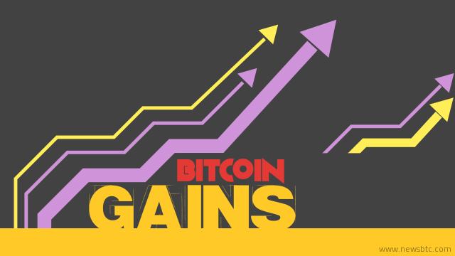 Bitcoin Gains Volatility